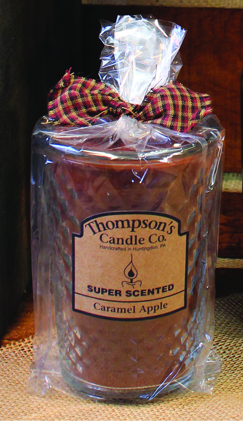 Thompson S Super Scented Tumbler Candle 18oz