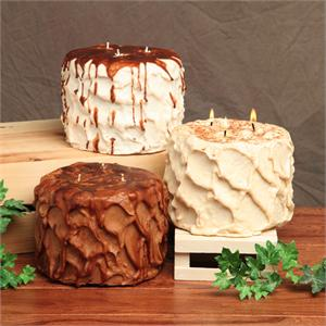 Three Wick Pillar Candles