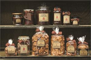 Thompson's super scented items in our apples & cinnamon scent