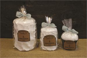 Thompson's Super Scented Pillar and Muffin Candles